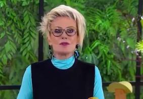 Ana Maria Braga chamou o repórter de Lázaro