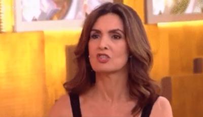 Para tratar câncer de útero, Fátima Bernardes faz cirurgia