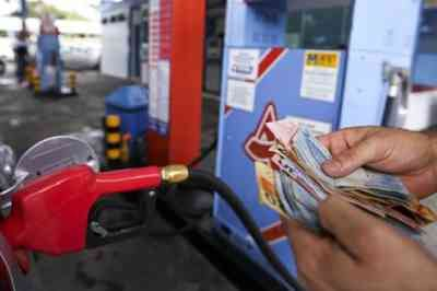 Pesquisa aponta aumento de R$ 0,10 no preço do litro da gasolina em João Pessoa