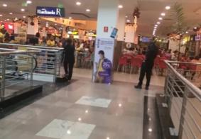 Flexibilização: João Pessoa tem praças de alimentação de shoppings e self-service liberados