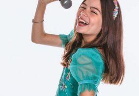 Laís Menezes é semifinalista do The Voice Kids