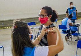 João Pessoa vacina pessoas com comorbidades e trabalhadores de saúde a partir dos 18 anos