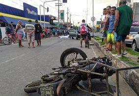 Em menos de 12 horas, acidentes com moto matam três pessoas na Paraíba