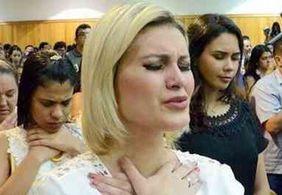 """Andressa Urach revela síndrome e pede orações: """"Fase delicada"""""""