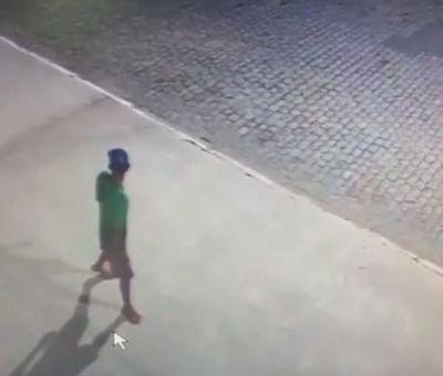 Arrombamento na Rua General Osório, em João Pessoa.