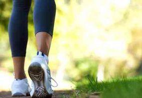 Conheça cinco truques para queimar mais calorias na caminhada