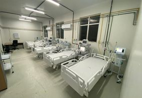 Leitos do Hospital de Clínicas de Campina Grande