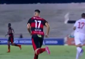 Vídeo: Com direito a virada, Campinense vence Náutico em duelo pela pré-Copa do Nordeste