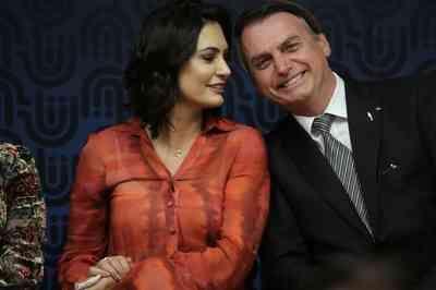 Michelle Bolsonaro tem alta de hospital e retorna ao Alvorada