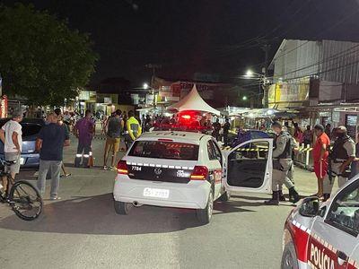 Idoso morre após ser atropelado por motocicleta em Santa Rita