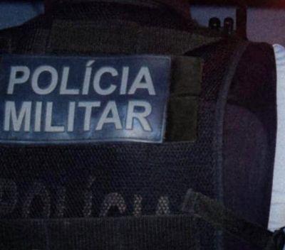Guarnição passou pelo local. Imagem ilustrativa