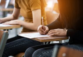 Exame é realizado para estudantes que não concluíram os estudos na idade apropriada