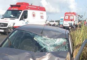 Motorista envolvido em acidente com mortes na Paraíba é de Pernambuco