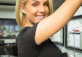 Ana Hickman faz tatuagem homenagendo marido e filho, e recebe declaração