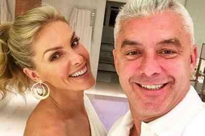 """Marido de Ana Hickmann revela câncer: """"tumor grande em metástase"""""""