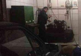 Homem morre após sofrer choque elétrico em posto de gasolina de Santa Rita
