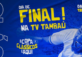 Dia de final da Copa do Nordeste