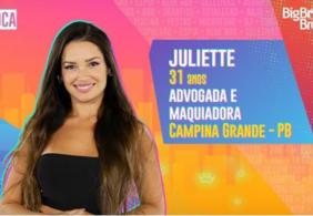 Conheça Juliette, a paraibana de Campina Grande que está no BBB21