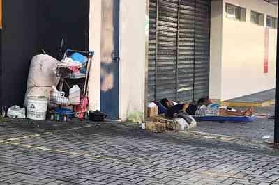 Moradia e água potável devem ser fornecidas às pessoas em situação de rua na PB