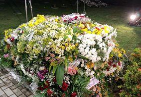 Gabriel Diniz é sepultado em cerimônia fechada em João Pessoa