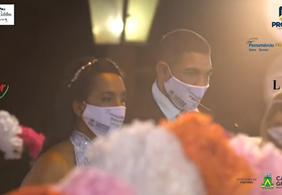 AO VIVO: Campina Grande realiza casamento coletivo