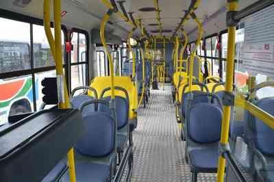 MP cobra canal para que usuários denunciem aglomerações em ônibus de João Pessoa