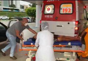 Mulher de 59 anos é baleada no peito em João Pessoa