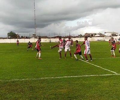 Confronto entre São Paulo Crystal e Campinense fechou a primeira rodada