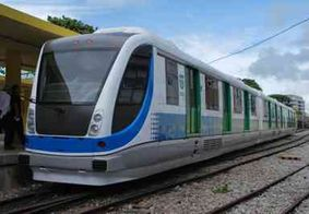 Prefeitura solicita que CBTU paralise circulação de trens urbanos na Região Metropolitana de João Pessoa
