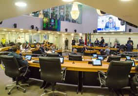 Deputados elegem integrantes da Mesa Diretora