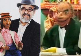 Augusto Bonequeiro relembra personagem Chibata na TV Tambaú