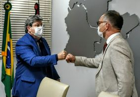 Governador e cônsul francês discutem cooperação entre Paraíba e França