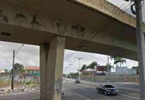 Onda de violência continua e bandidos tentam explodir viaduto, no Ceará