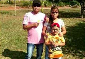 Casal e filho de oito anos são mortos e esquartejados pelo cunhado em SP