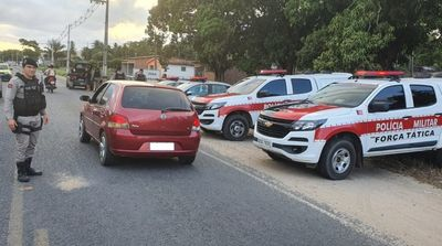 Operação prende acusado de homicídio na Grande João Pessoa