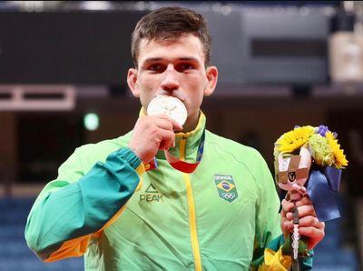 Daniel Cargnin, medalhista de Bronze