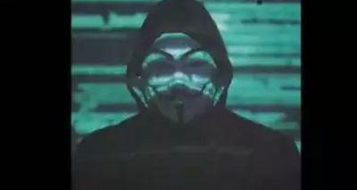 Grupo Anonymous declarou guerra ao presidente Jair Bolsonaro