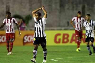 CBF define data de jogo entre Botafogo-PB e Náutico pela semi da Copa do Nordeste
