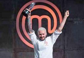 Rodrigo Massoni é o vencedor do MasterChef Brasil