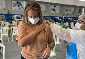 Covid: Paraíba ultrapassa marca de 1,5 milhão de doses de vacinas aplicadas