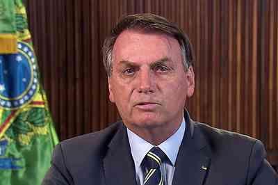 Panelaço é registrado durante pronunciamento de Bolsonaro