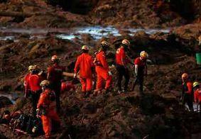 Bombeiros encontram corpo em Brumadinho quatro meses após tragédia