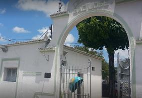 Cemitério de São José, onde haverá o sepultamento