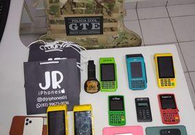 Mulher é presa em operação suspeita de vender celulares na internet e não entregar