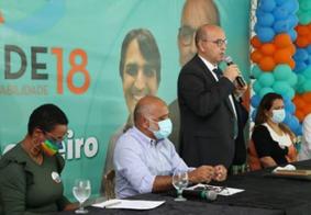 Rede oficializa candidatura de Carlos Monteiro à Prefeitura de João Pessoa