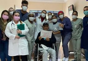 Idoso deve R$ 2,6 milhões a hospital após ficar 191 dias internado com covid