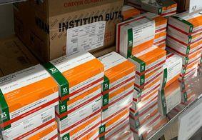 CoronaVac será para fechamento do esquema vacinal.