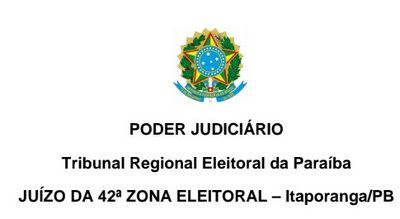 Justiça cassa mandatos de vereadores e suplentes de cidade da PB