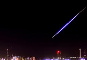Vídeo: especialista explica como meteoro foi visto no céu de João Pessoa